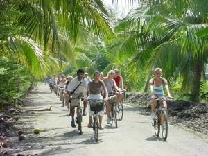 Bangkok fietsen
