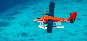 Foto excursie watervliegtuig