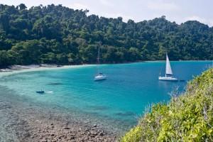 Island hoppen Thailand