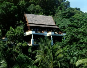 Huwelijksreis Maleisie