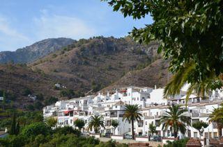 Huwelijksreis Andalusie