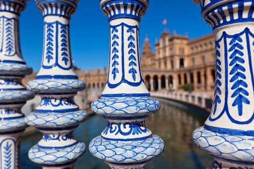Huwelijksreis Spanje Sevilla