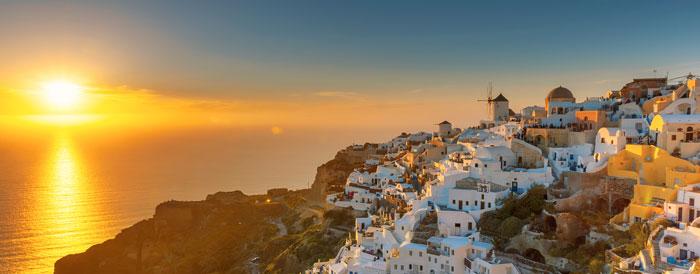 Huwelijksreis Griekenland Santorini