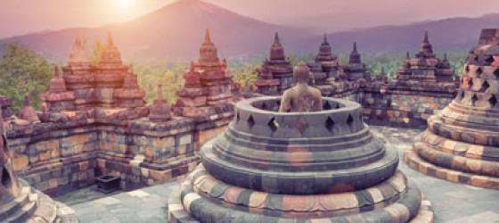 Huwelijksreis Indonesie