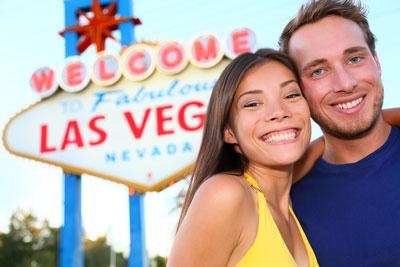Huwelijksreis Las Vegas