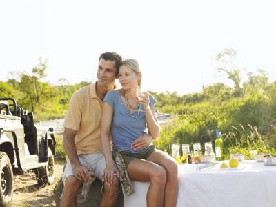 huwelijksreis zuid afrika safari