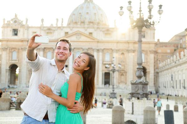 huwelijksreis italië