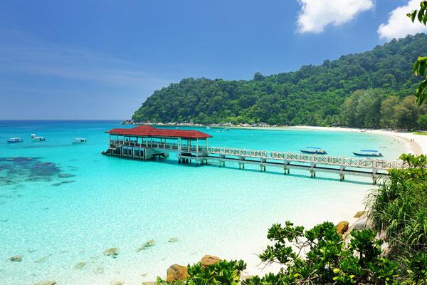 Huwelijksreis Maleisië