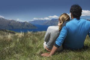 Huwelijksreis Nieuw Zeeland