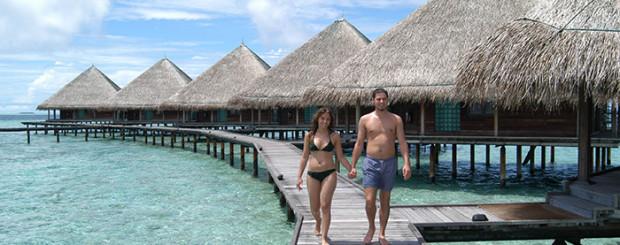 huwelijksreis malediven
