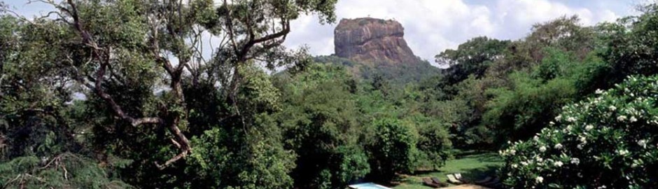 huwelijksreis Sri Lanka
