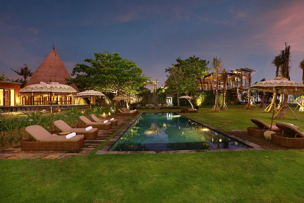 Waka Gangga Hotel and Resorts