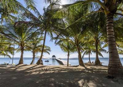 Huwelijksreis Belize