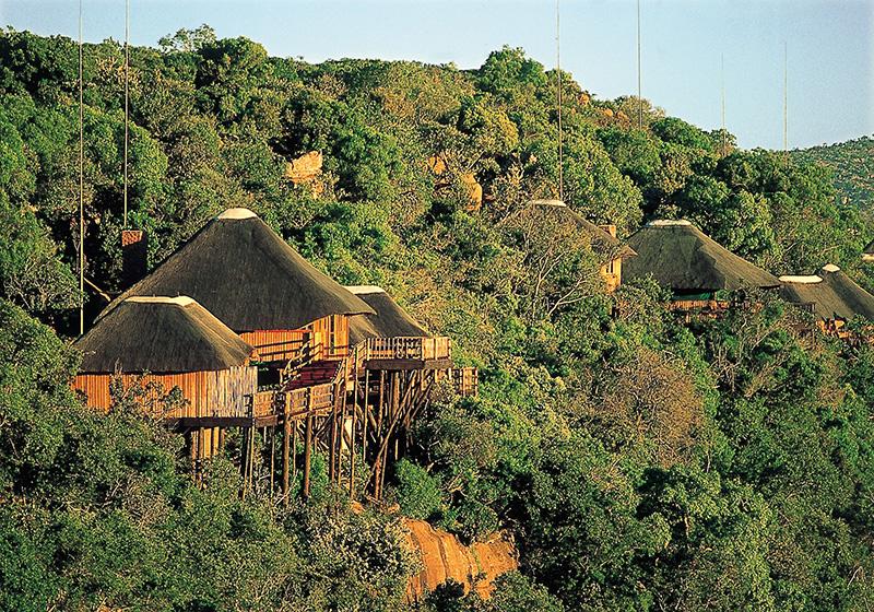 Huwelijksreis Zuid-Afrika