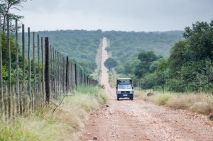Huwelijksreis Zuid-Afrka