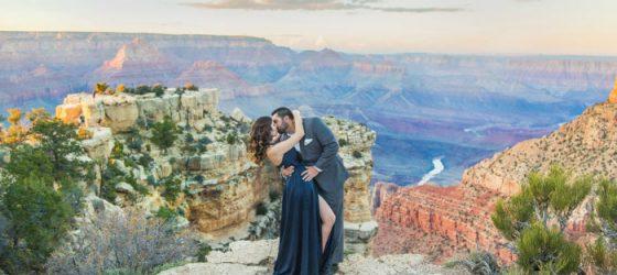 Huwelijksreis Amerika